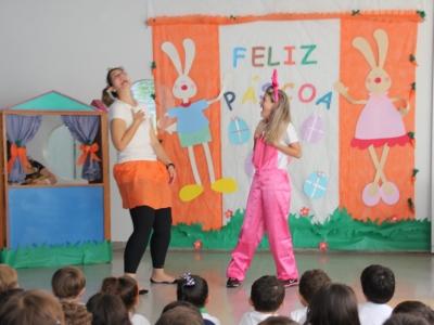 A Páscoa chegou no Colégio Brasilis