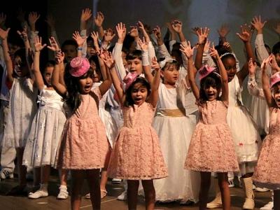Encerramento do ano letivo da Educação Infantil