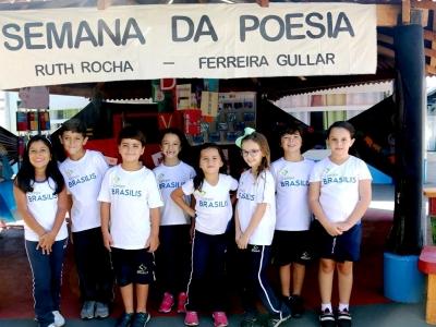Colégio Brasilis promove a Semana da Poesia