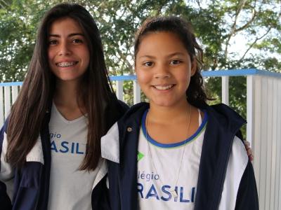Brasilis tem duas vereadoras estudantis em 2017