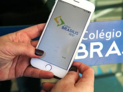 Brasilis App aprofunda comunicação com os pais