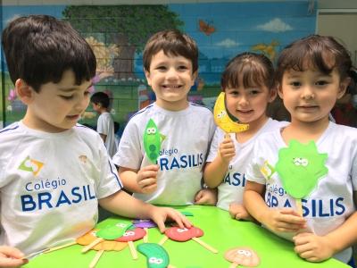 Semana da Saúde e Nutrição tem atividades de conscientização para os alunos