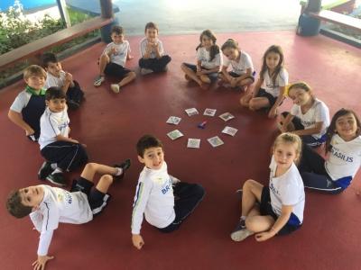 Roleta de frases no Ensino Fundamental