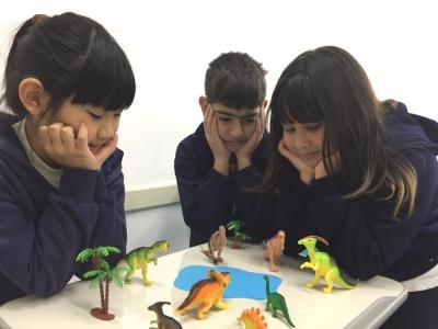 Estudo da Pré-História recria vida de dinossauros