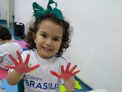 Colégio Brasilis comemora a Semana da Criança