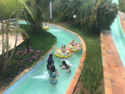 Alunos fazem excursão ao Hotel  Santo Agostinho