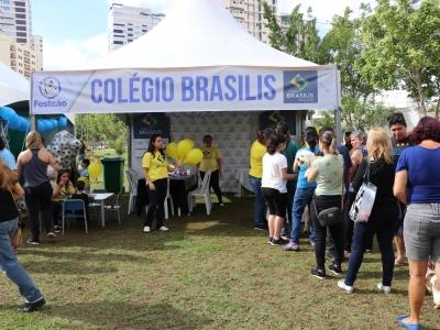 Colégio Brasilis apoia o Festcão há 14 anos