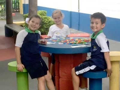 Jogos estimulam e ensinam os alunos