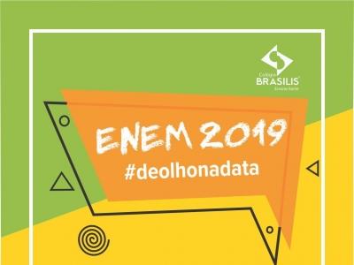 MEC divulga datas do ENEM 2019