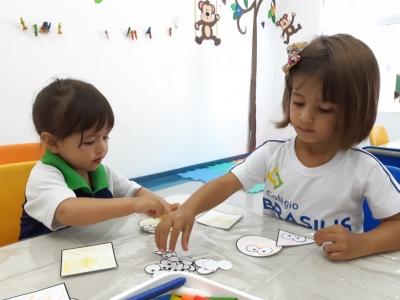 Estímulos motores na Educação Infantil