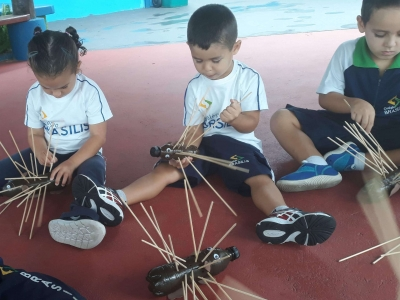 Coordenação motora na Educação Infantil
