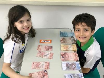 Educação financeira na sala de aula