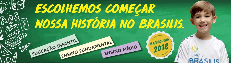 Escolhemos começar nossa história no Brasilis!